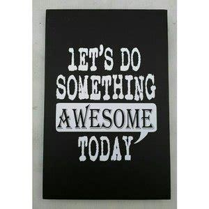 jual hiasan dinding poster kata motivasi lets