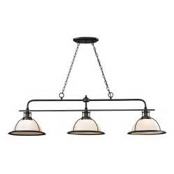 Bronze Kitchen Light Fixtures Elk 55047 3 Wilmington Modern Rubbed Bronze Kitchen