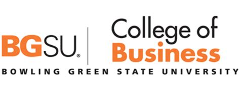 Bowling Green State Mba bowling green state college of business