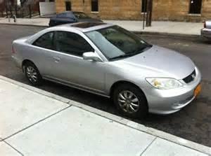 2005 honda civic ex coupe 2 door 1 7l in bronx new york