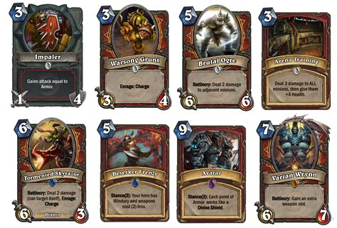 hearthstone fan made cards taverns of the fanmade hearthstone