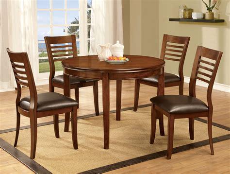 furniture  america medium oak stanya  dining table