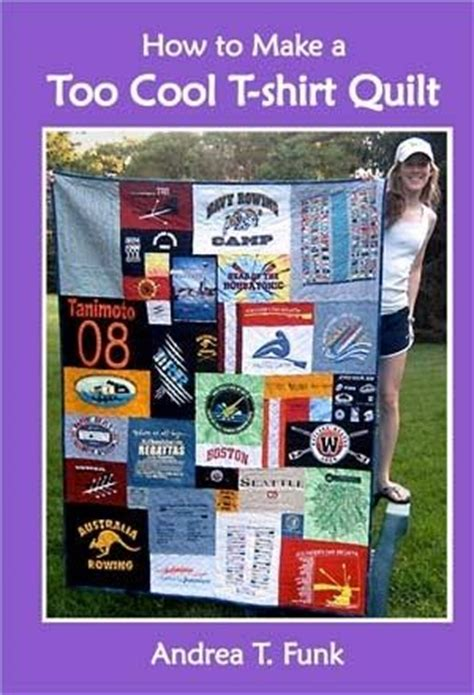 Andrea Funk Quilts by T Shirt Quilt For Firework Picnics