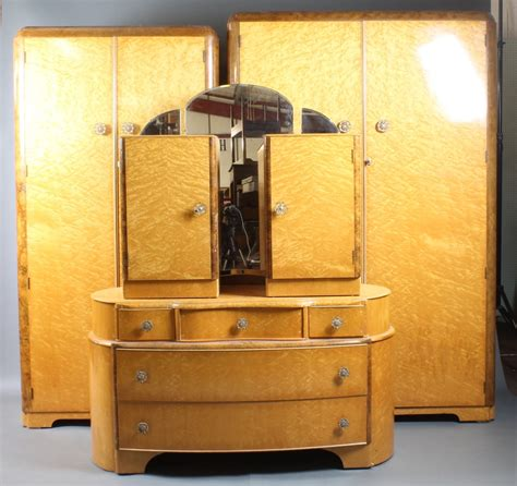 furniture style waterfall style furniture chifferobe armoire 1950