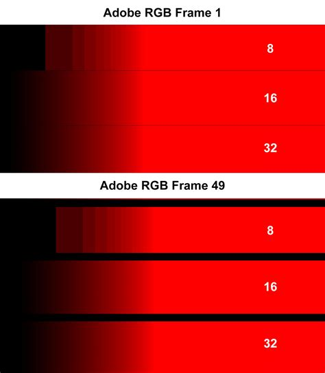 32 bit color should you raise bit depth and color space before color
