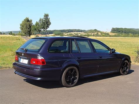 Bmw E39 Touring Hinten Tieferlegen by 525i Touring Goes M 5er Bmw E39 Quot Touring