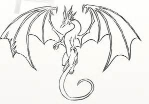 flying dragon sketch by dragon99099 az coloring pages