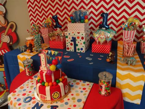 themed party m carnival themed 1st birthday party margusriga baby party