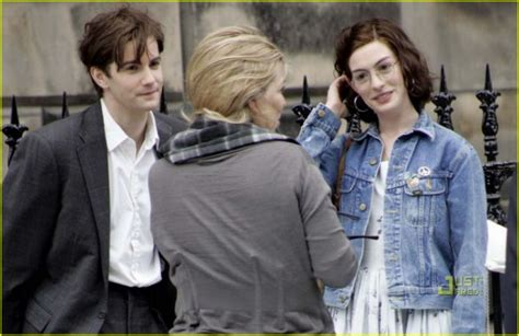 kisah film one day anne hathaway e jim sturgess sul set di one day