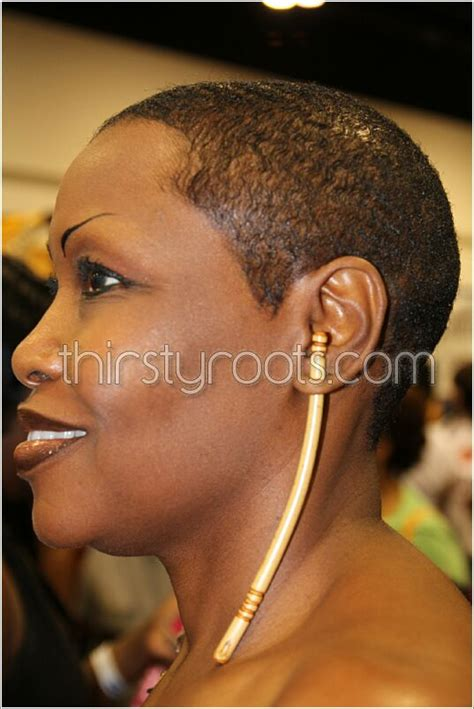 pictures of barber cuts for black women shaved haircut for black women