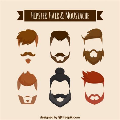 template karikatur photoshop wąsy włosy wektory zdjęcia i pliki psd darmowe pobieranie