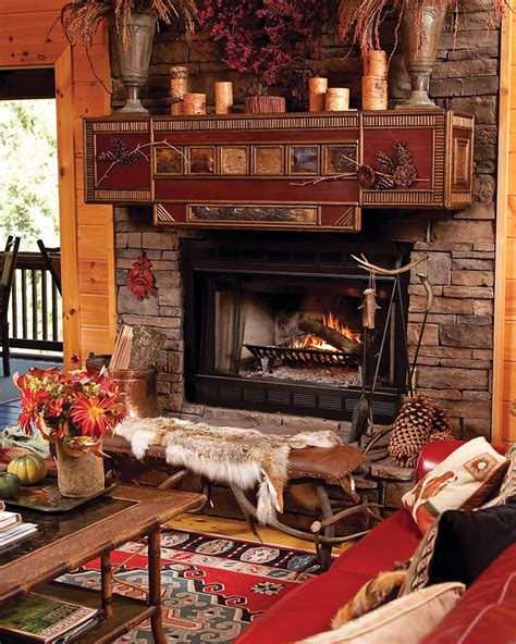 Cabin Chic by Seasonal Settings Cabin Chic Southern Magazine