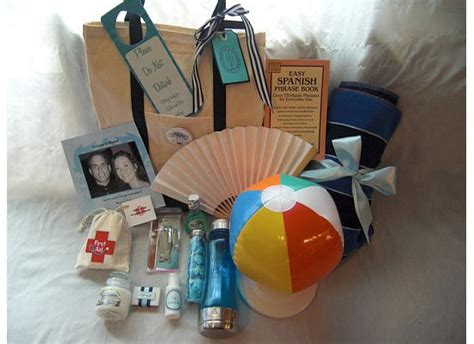 beach themed wedding welcome bags welcome bags beach ball and wedding welcome bags on pinterest