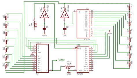 what resistor type is found in sips and dips sip resistor for circuit