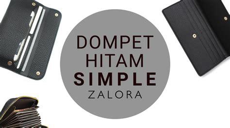 Handphone Di Zalora belanja 7 dompet hitam di zalora buat gaya sehari hari