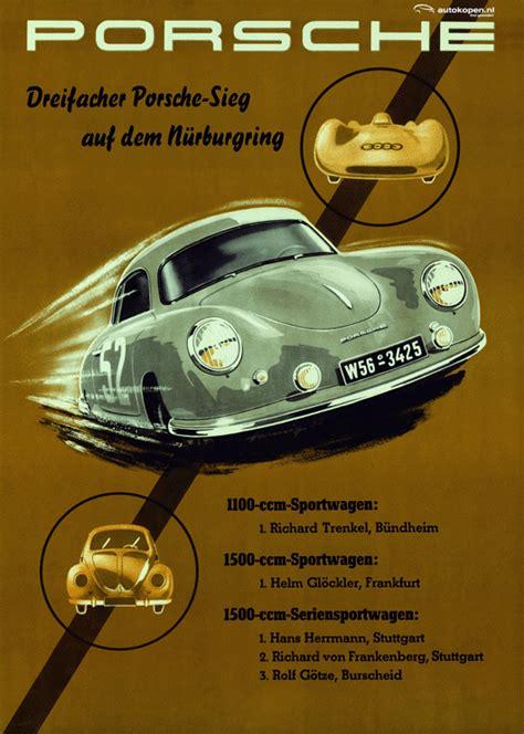 Ausringers Com 187 220 Ber Cool Vintage Porsche Racing Posters