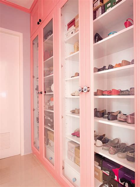 pretty shoe storage 8 pretty storage ideas for your bags and shoes rl