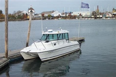 twin hull boats twin hull boats archives boats yachts for sale