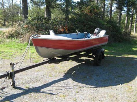 14 aluminum boat 14 ft aluminum boat motor trailer sooke victoria