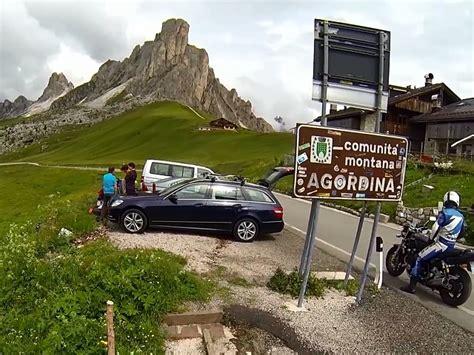 Motorradunfall Dolomiten by Passo Giau Sehr Sch 246 Ner Pass Dolomiten S 252 Dtirol