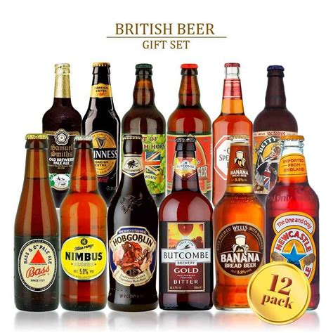 Housewarming Gifts by Buy British Beer Gift Set Online