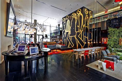 citizenm hotels citizenm timessquare 1 e architect