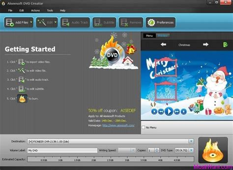 free download full version movie dvd maker aiseesoft dvd creator free full version download most i want