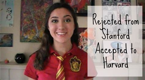 Sle College Essays Accepted By Harvard by Rejected From Stanford Accepted To Harvard