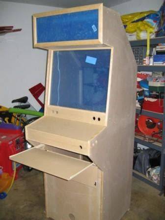 how to build a mame cabinet doc s mame cabinet how to build a cabinet