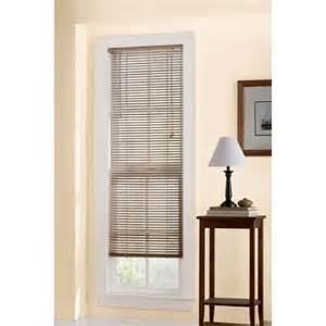 walmart mini blinds sizes mainstays room darkening mini blinds khaki walmart