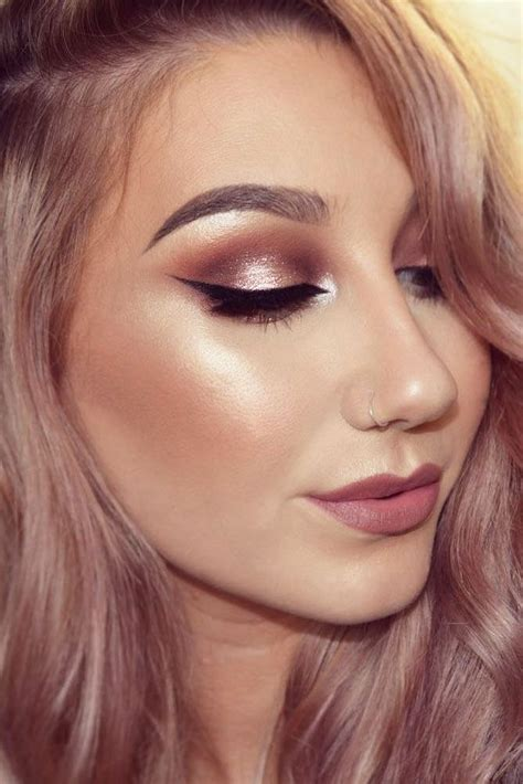 make up ideas for a 48 yr old woman 25 best ideas about rose gold makeup on pinterest rose