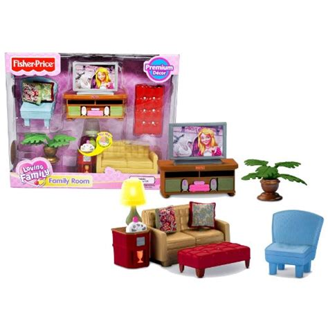 decor 171 loving family dollhouse
