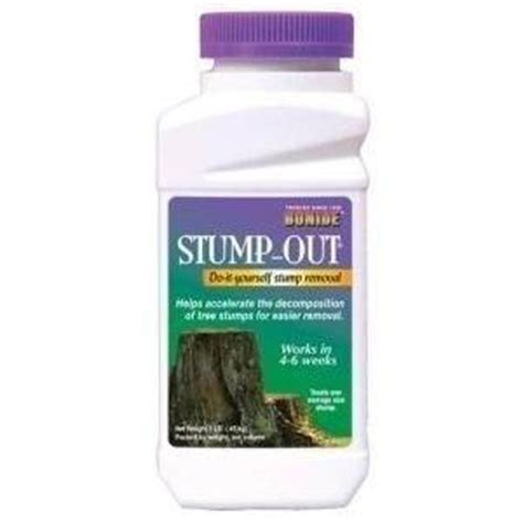 how to prevent kill the tree stump from re growing after