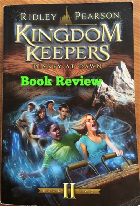 themes in kingdom keepers book review kingdom keepers ii disney at dawn
