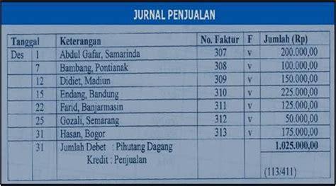 format buku kas penjualan m jesty christ jurnal pencatatan transaksi akuntansi manual