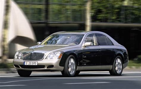 how things work cars 2005 maybach 57 electronic toll collection used 2005 maybach 57 for sale pricing features edmunds