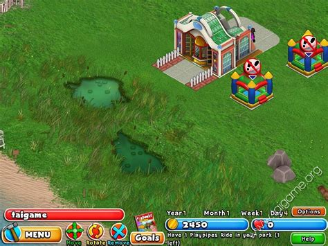 theme park builder dream builder amusement park download free full games