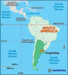 south america argentina map buenos aires map and buenos aires satellite image