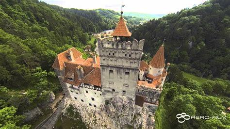 castle dracula transylvania transilvania castelul huniazil filmare aeriană castelul bran dji phantom zenmuse h3