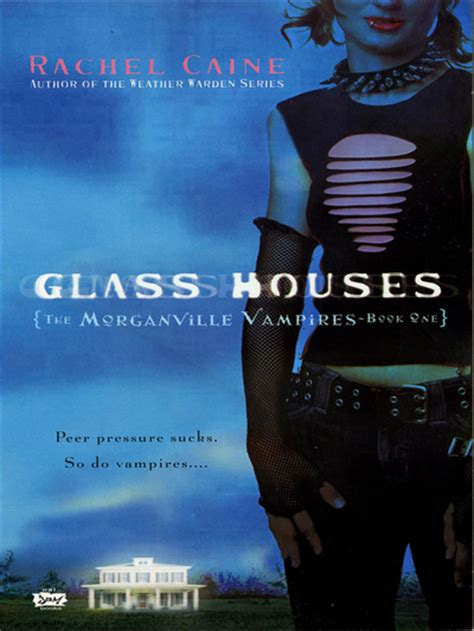 glass houses the morganville vires series book 1 by
