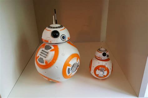 Toys Bb8 how does the 80 wars bb 8 stand up to the 150