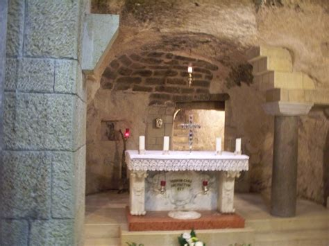 a visit to mary s home in nazareth the pilgrim log