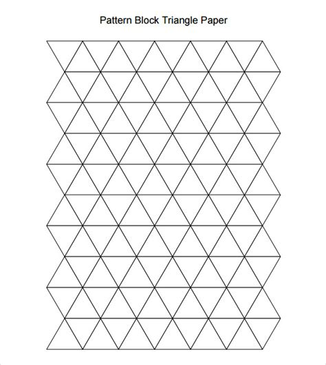 9 pattern block templates download free documents in