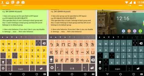 themes for multiling keyboard the best android keyboard apps 2018