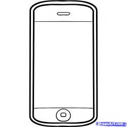 doodle draw iphone how to draw an iphone iphone step by step stuff pop