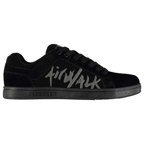 airwalk sneakers airwalk mens neptune shoes lace up skate sports trainers