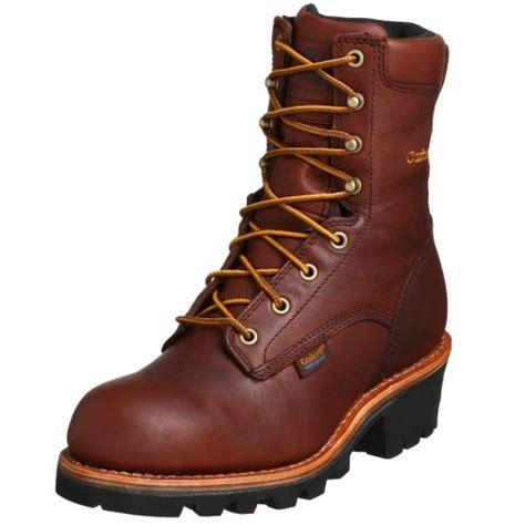 mens discount work boots cheap carhartt s 3939 9 quot logger lineman bootcarhartt