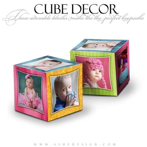 Cube Decorations by 28 Cube Decorations Three Crafty Cousins Diy Rubix