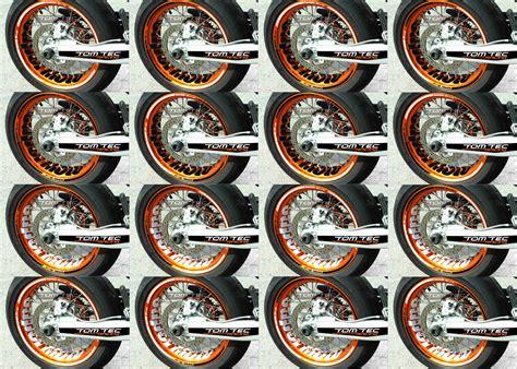 Ktm Smcr Aufkleber by Ktm Smc R 690 Felgenaufkleber Felgenrandaufkleber