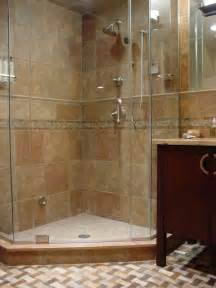 stand up shower design home maker